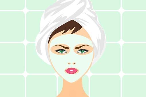 belleza, cuidado de la piel.